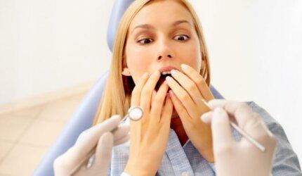 зуб сломан что делать
